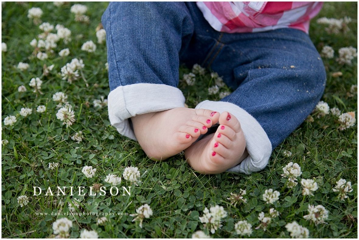 Eastern Iowa family photographer, photographer Eastern Iowa, Iowa City photographer, Danielson Photography, baby photos, summer photo session
